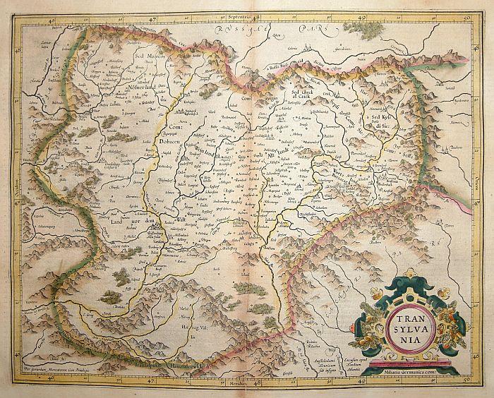 swaen.com - map by Mercator