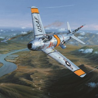 Combat Over Korea Sabre