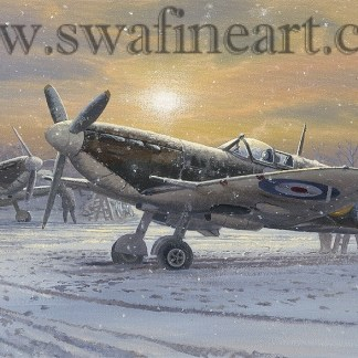 The Pride of Britain-Spitfire