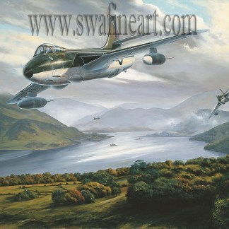 Hunters Over the Lakes