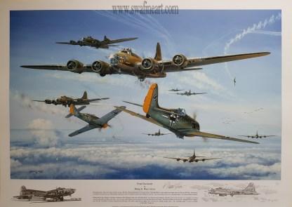 Final Encounter Boeing B-17 Philip West