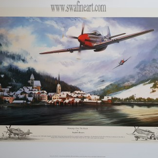 Mustangs Over the Reich Stephen Brown