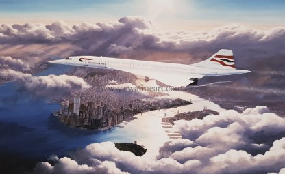 Concorde - The Golden Years By Stephen Brown