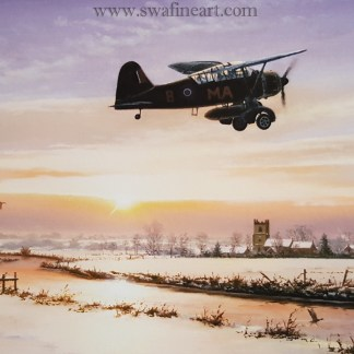 In the Air Tonight Lysander