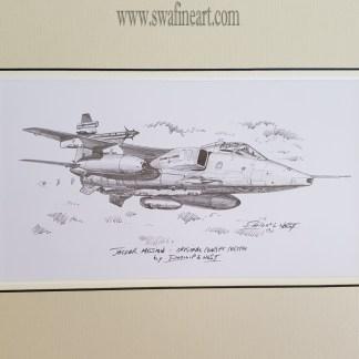 Jaguar Mission Original by Philip West