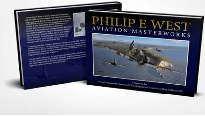 Aviation Masterworks Luxury Hardback Book