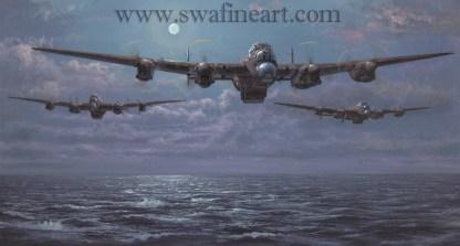 Enemy Coast Ahead (Greetings Card)
