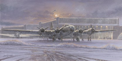 The Memphis Belle Greeting Card