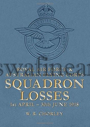 RAF / AFC Losses 1918 Vol 2