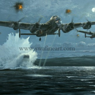 Avro Lancaster Dambuster Heroes Aviation cards