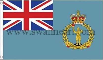 Royal Observer Corps Flag