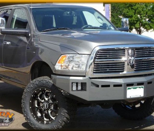 Fusion Bumpers Ford F 150  Front Bumper