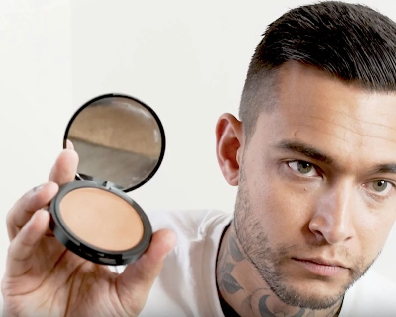 War Paint Offers Makeup For Men And