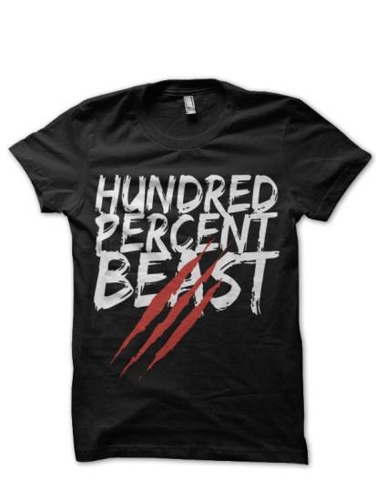 hundred beast black