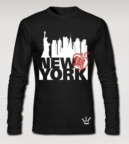 new york full black