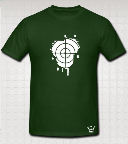 snipper t-shirt green
