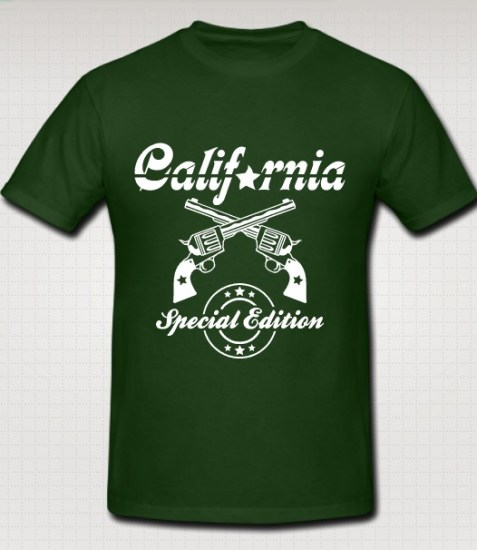 cali special edition green