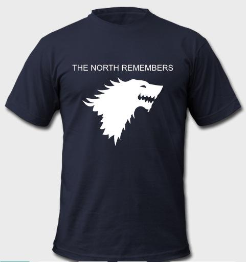 the north remember dark blue