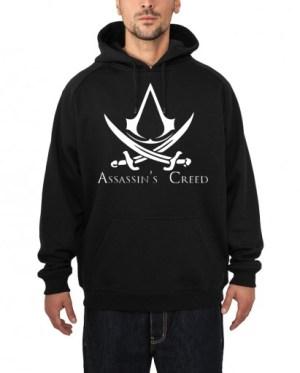 Assassin's creed sweatshirt India