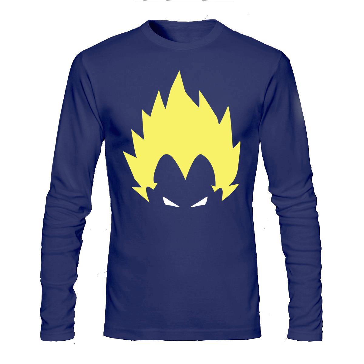 Vegeta full sleeve t shirt india part 1 for Jockey full sleeve t shirts india