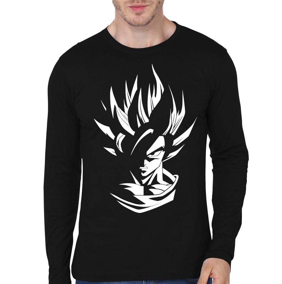 tee shirt black goku