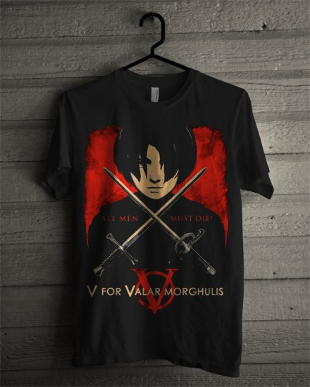 game of anarchy black tee