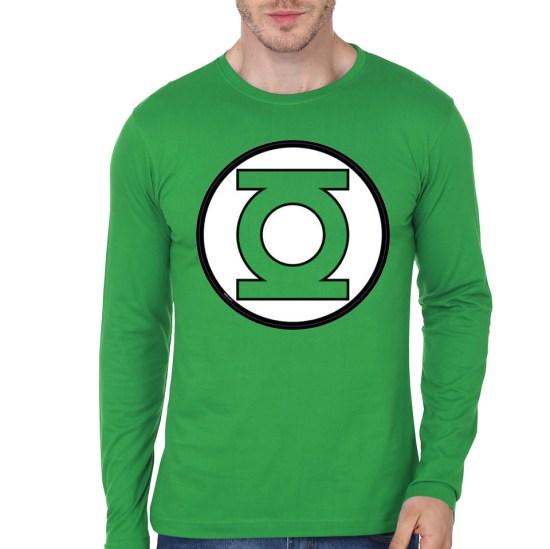 green lantern green model
