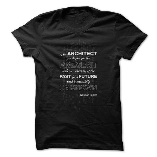 architect black tee