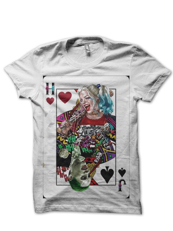 Joker And Harley Quinn T Shirt Swag Shirts