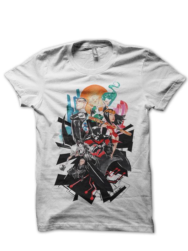 Justice League T Shirt Part 1