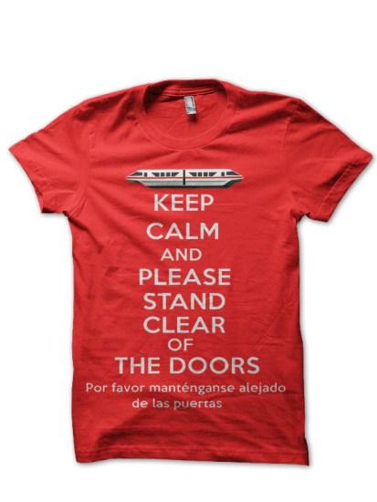 door-red-tee