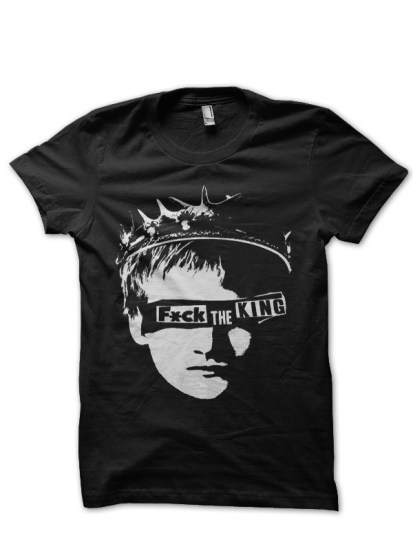 fuck-the-king-black-tee
