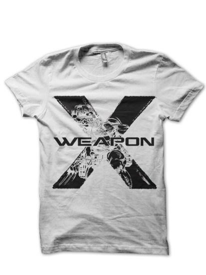 x-white-tee