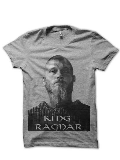 KING RAGDAR grey tshirt