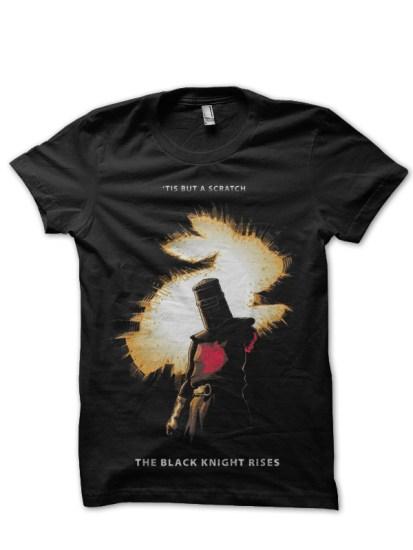 monty python black t-shirt