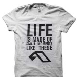 Above And Beyond Small Moments White T-Shirt