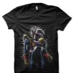 Dragon Ball Z Black T-Shirt