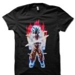 Dragon Ball Z Goku black T-Shirt