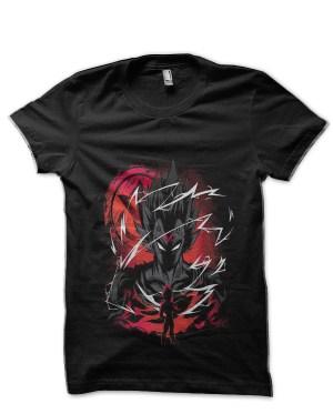 Dragon Ball Z Majin Vegeta Black T-Shirt