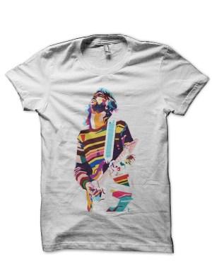 Eric Clapton White T-Shirt