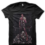 Jon Jones Black T-Shirt