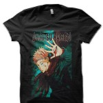 Jujutsu Kaisen Black T-Shirt