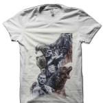 Khabib Nurmagomedov White T-Shirt