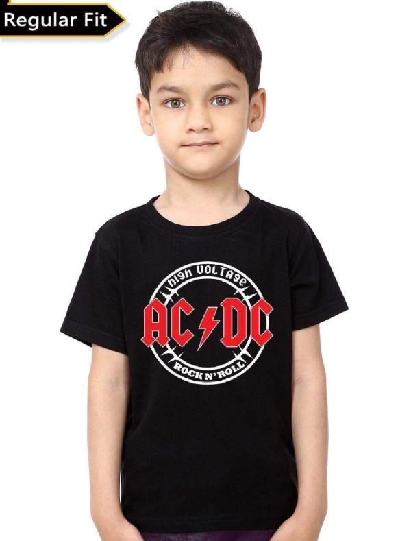 AC/DC Band Kids T-Shirt
