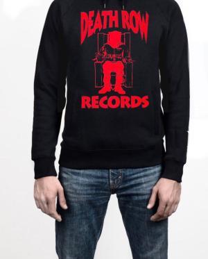 Death Row Records Black Hoodie