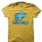 Hadoop Yellow T-Shirt