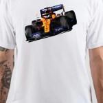 Lando Norris F1 Car T-Shirt