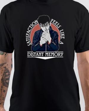 Satisfaction Feels Like A Distant Memory Arctic Monkeys T-Shirt
