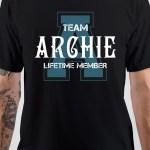 Archie Comics Black T-Shirt