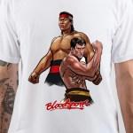 Bloodsport Art T-Shirt